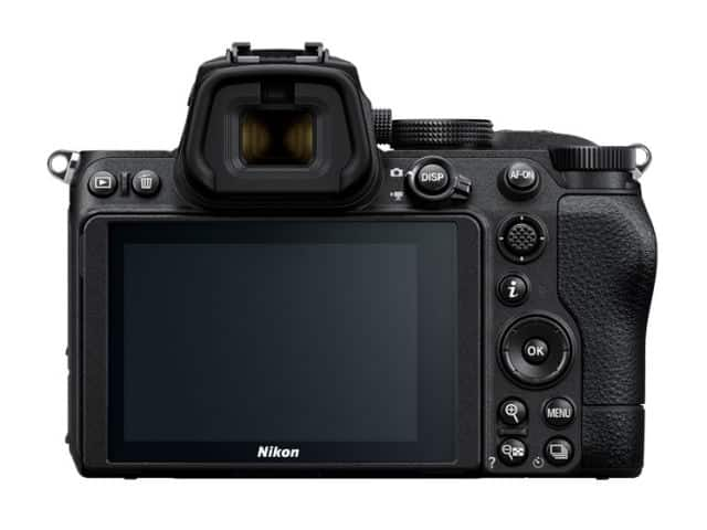 Nikon Z5 full frame mirrorless camera