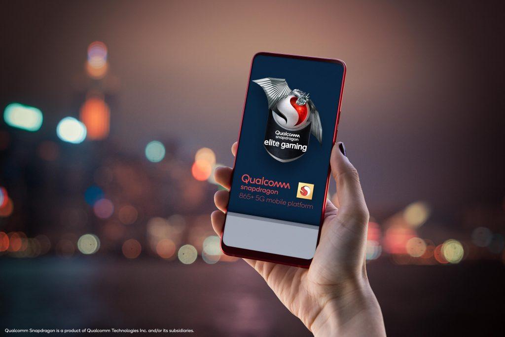 Qualcomm Snapdragon 865 Plus Mobile Platform