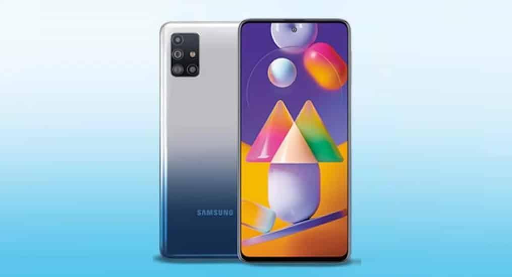 Samsung Galaxy M31s Smartphone