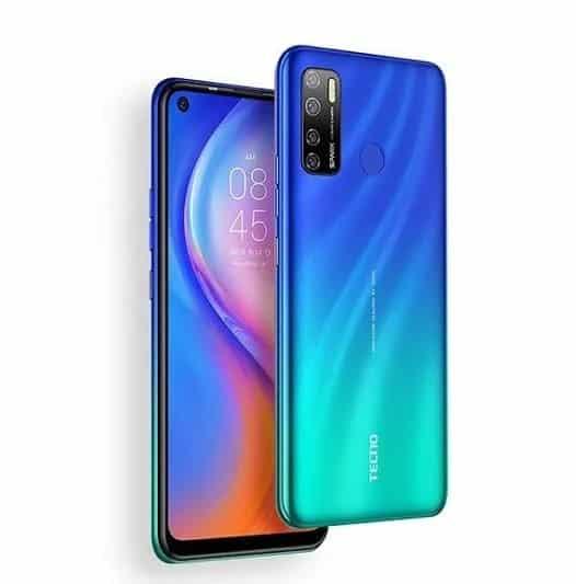 TECNO Spark 5 Pro phone