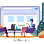 AltStore - iPhone IPA App Installer and Signing App