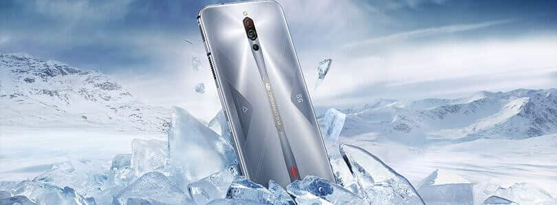 nubia Red Magic 5S gaming Smartphone