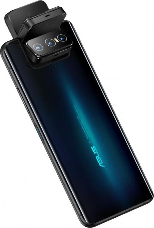 Asus Zenfone 7 triple flipping cameras