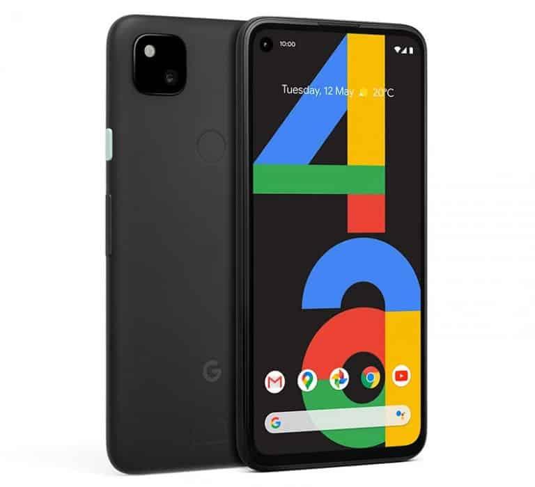 Google Pixel 4a Smartphone
