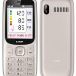 Lava Pulse feature phone announced with heart rate & blood pressure sensor