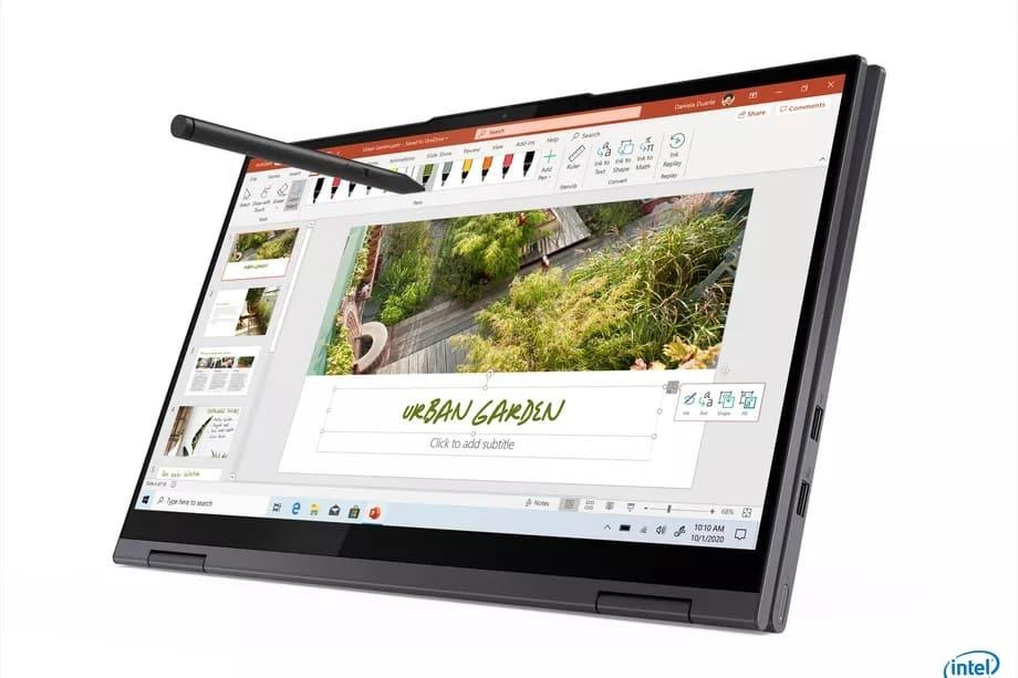 Lenovo Yoga 7i 15 laptop