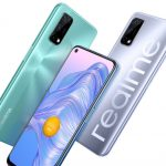 Realme V5 5G is the company's first smartphone in its new V series