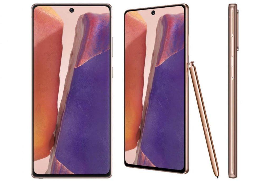 Samsung Galaxy Note 20 Smartphone