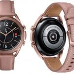 Samsung Galaxy Watch 3 launched in a titanium model with either 45mm and 41mm models