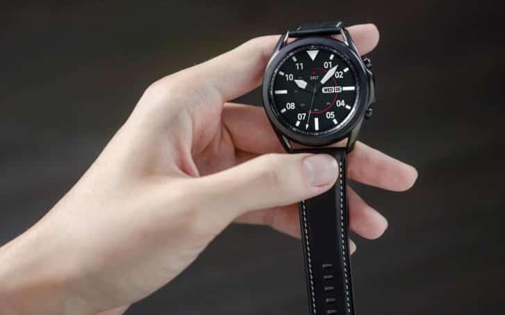 Samsung Galaxy Watch 3 43mm version