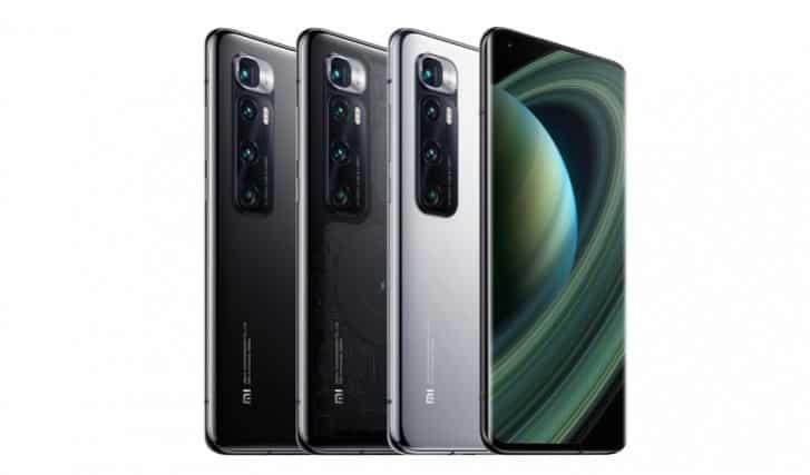 Xiaomi Mi 10 Ultra phone
