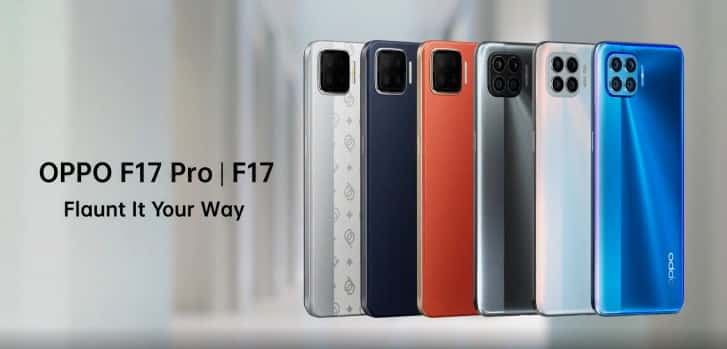 Oppo F17 and F17 Pro