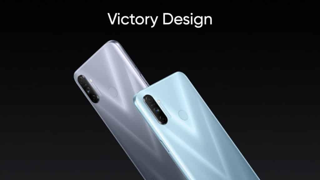 Realme Narzo 20A Victory Design