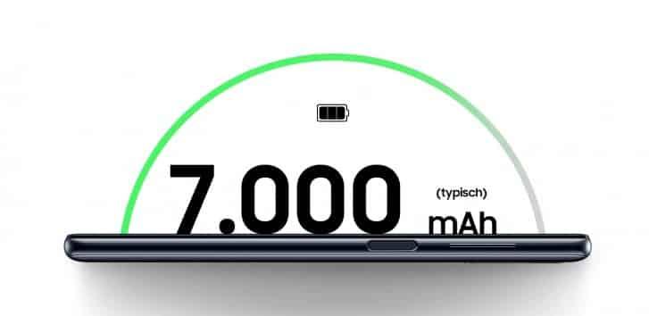 Samsung Galaxy M51 with 7,000mAh battery