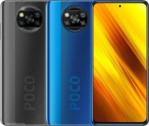 The Poco X3