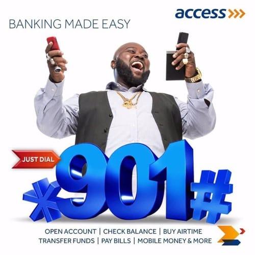 access bank code USSD