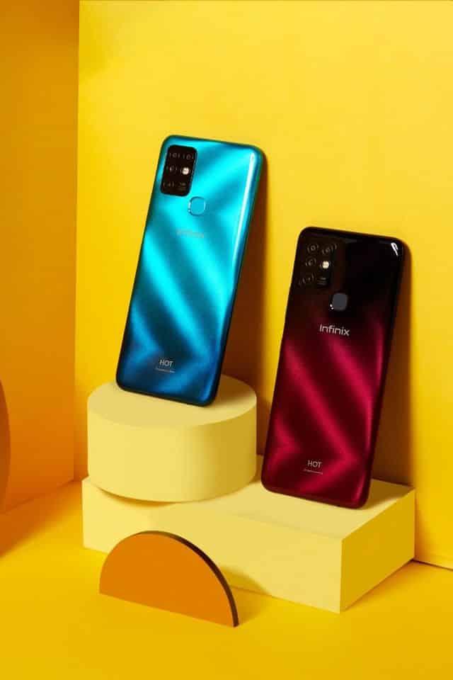Infinix Hot 10 phone