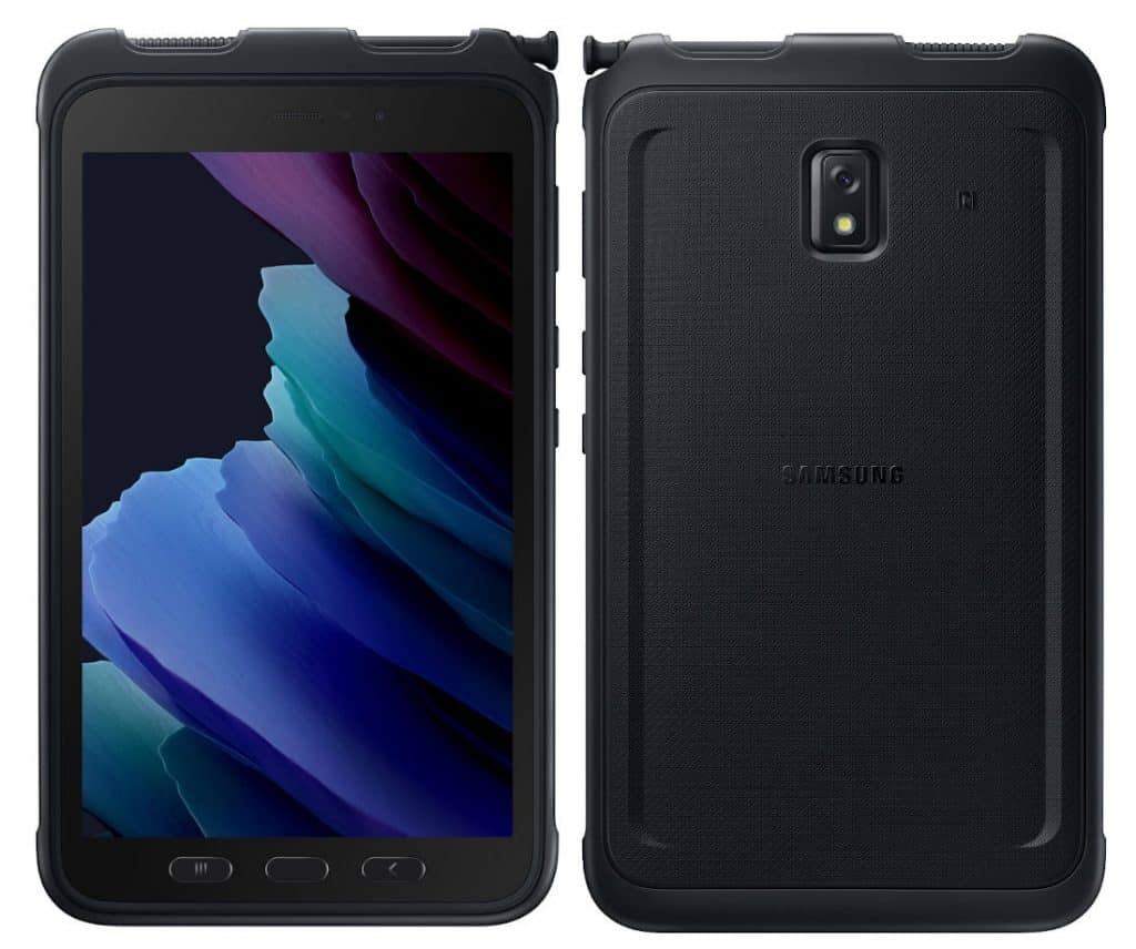 Samsung Galaxy Tab Active3 rugged tablet