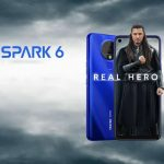 Tecno Spark 6 costs $125 and comes with Helio G70 with 4GB RAM
