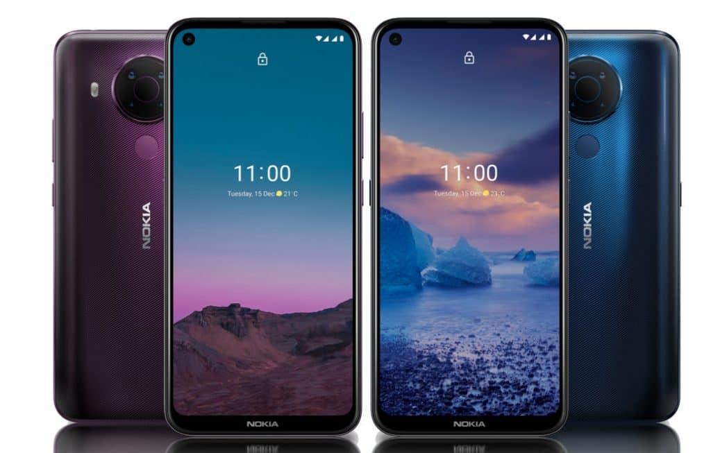 Nokia 5.4 phones