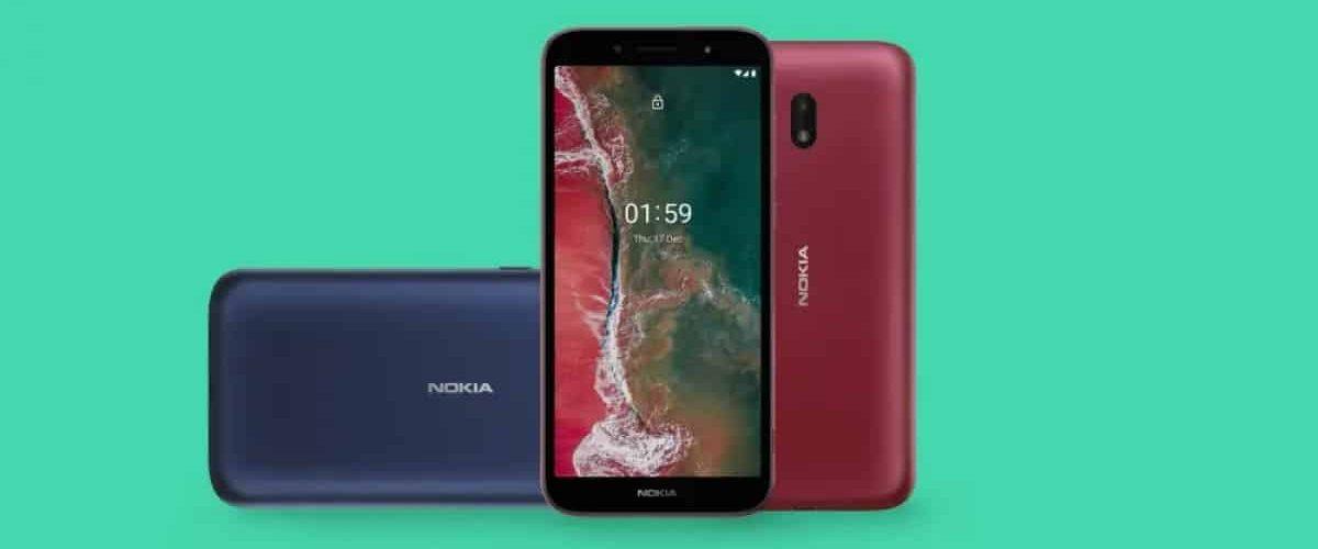 Nokia C1 Plus Android 10 Go Edition