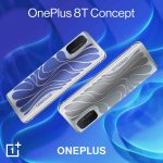 OnePlus 8T concept phone announced with color-changing, and motion-tracking
