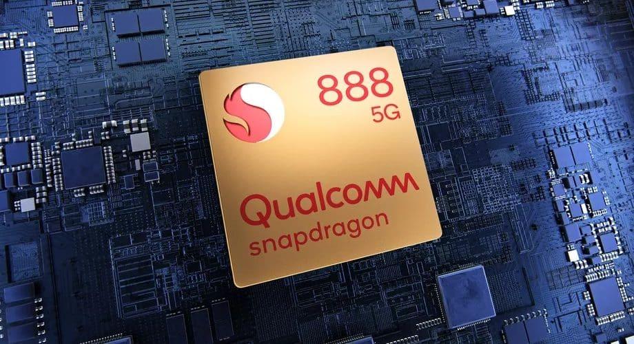 Snapdragon 888 5G Mobile Platform