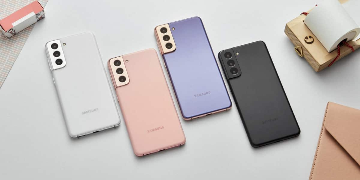 Galaxy S21 Plus 5G