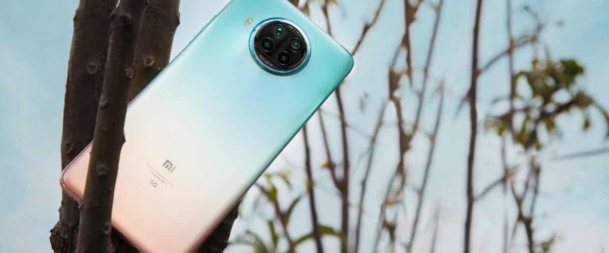 Xiaomi Mi 10i with 120Hz display
