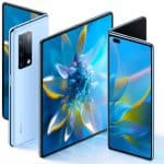 Huawei Mate X2 announced with Kirin 9000 5G chips and in-folding design