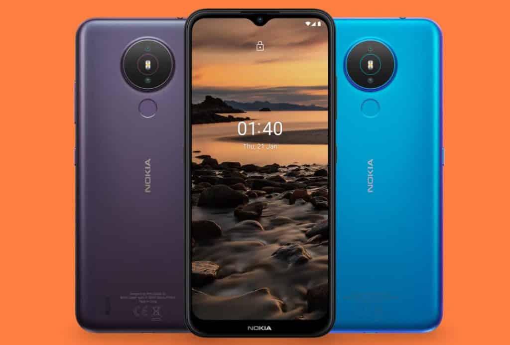 Nokia 1.4 handset
