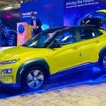 Hyundai Kona 2021 is Nigeria's first Electric Vehicle and Hong Guang Mini EVs sold over 56,000 in Jan/Feb