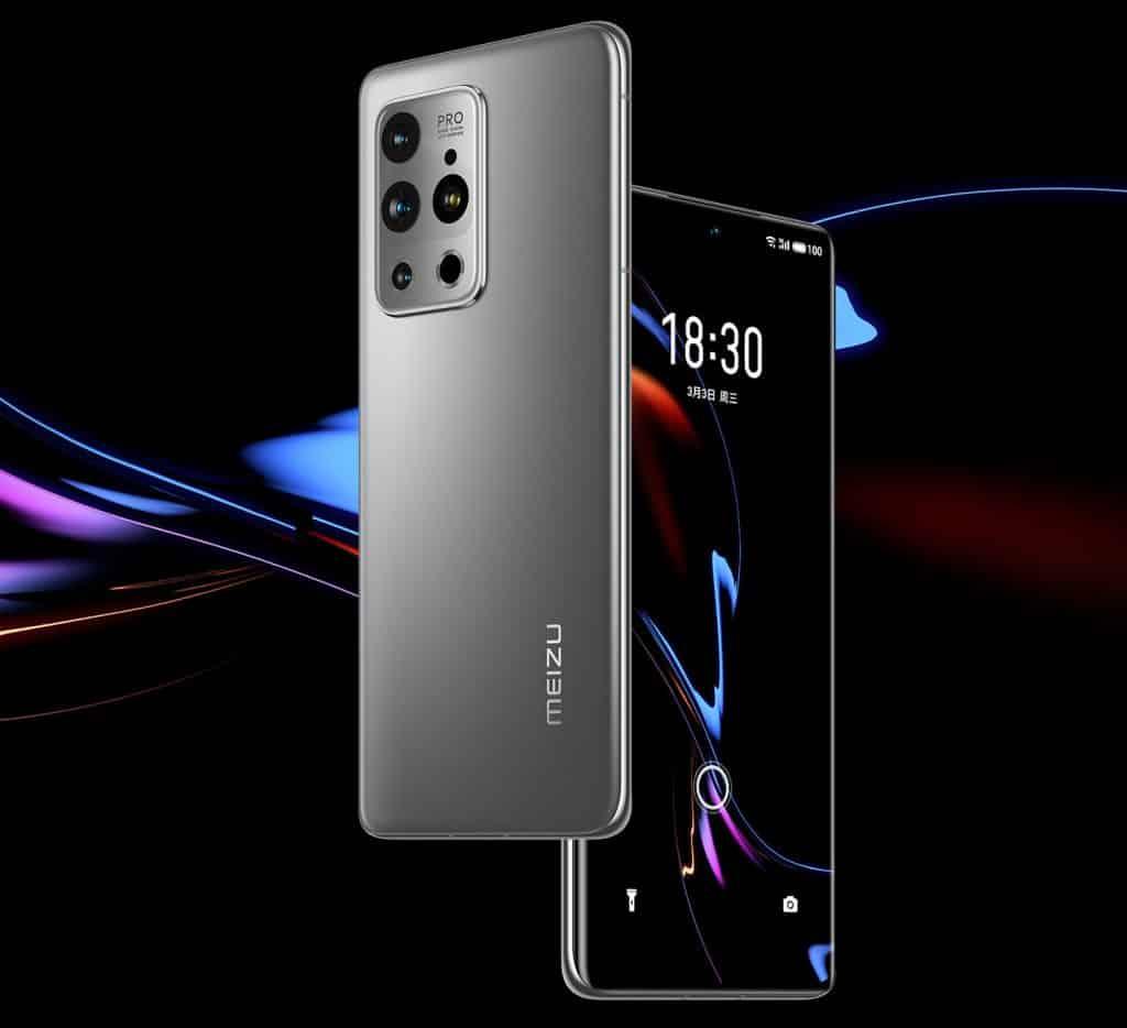 Meizu 18 Pro handset