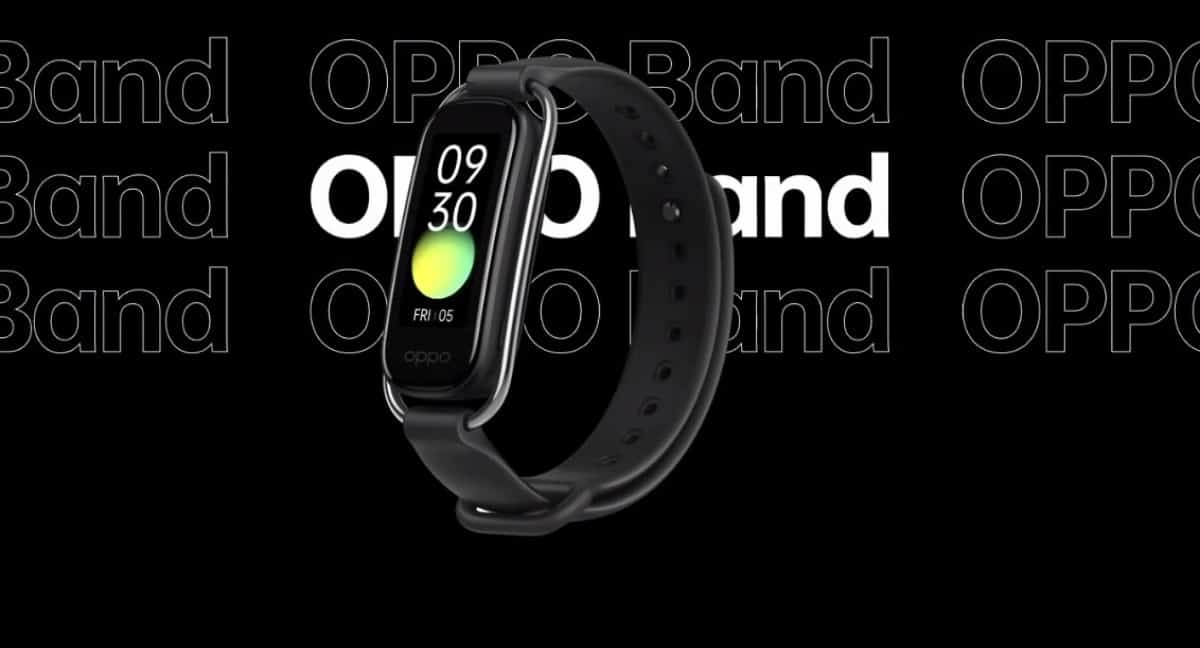 OPPO Band Style Fitness tracker