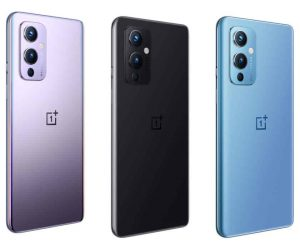 OnePlus 9 colors options.