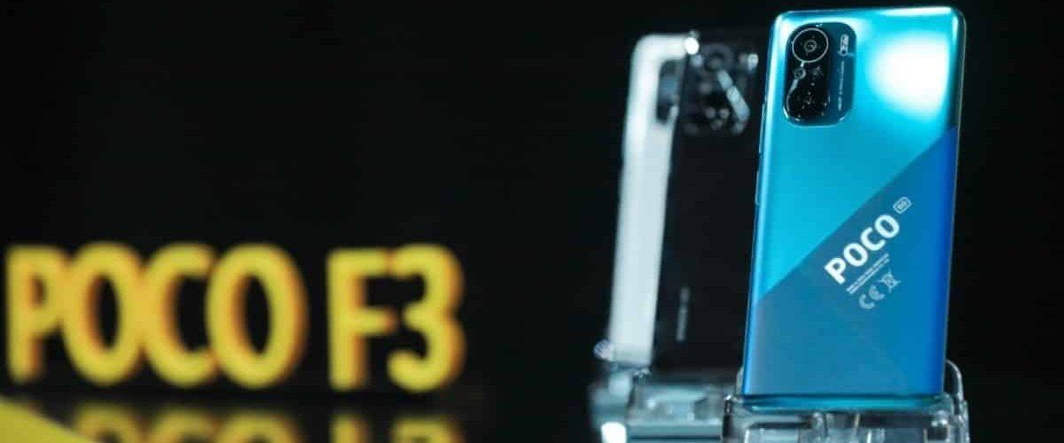 POCO F3 Smartphone
