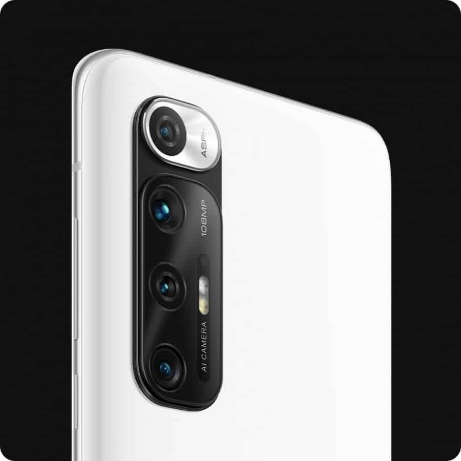 Xiaomi Mi 10S pearl white