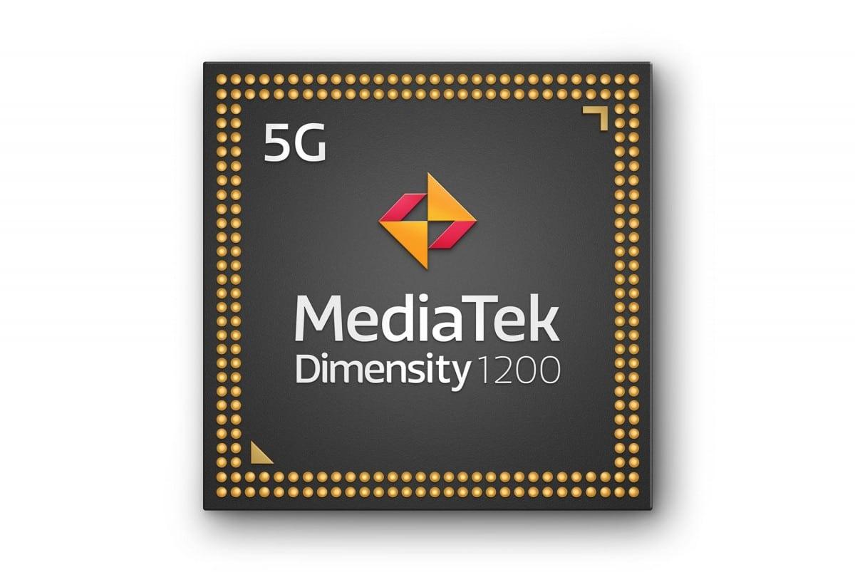 MediaTek Dimensity 1200 chipset