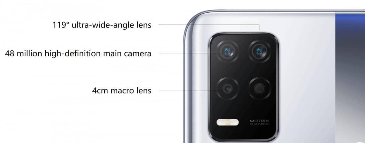 Realme Q3 camera