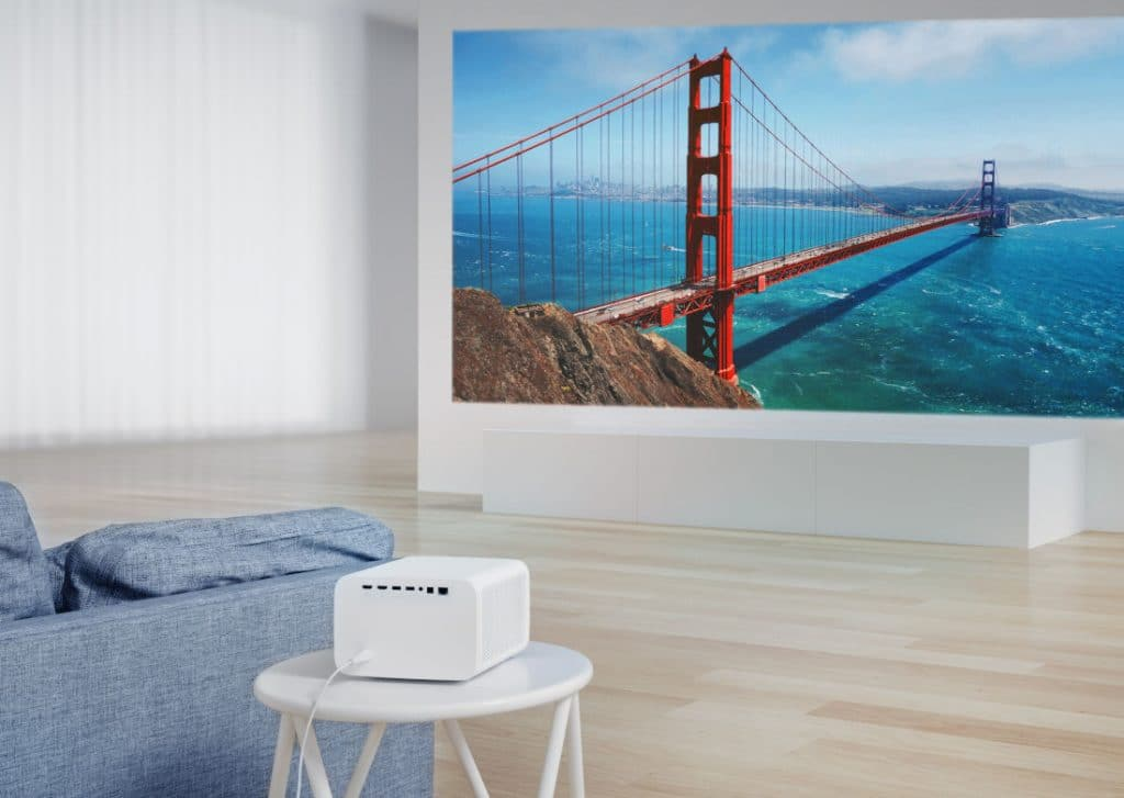 Xiaomi Mi Smart Home Projector 2 Pro