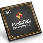 MediaTek Dimensity 900 6nm chipset announced with a faster CPU