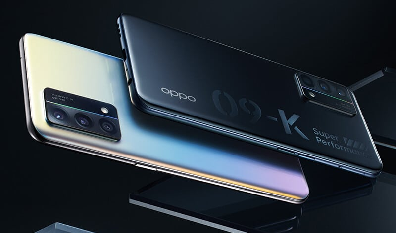 OPPO K9 5G Smartphonew