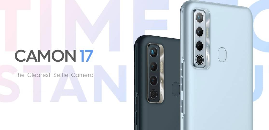 TECNO Camon 17 Smartphone