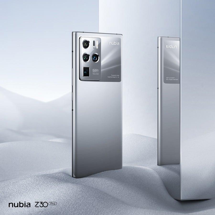 nubia Z30 Pro back panel