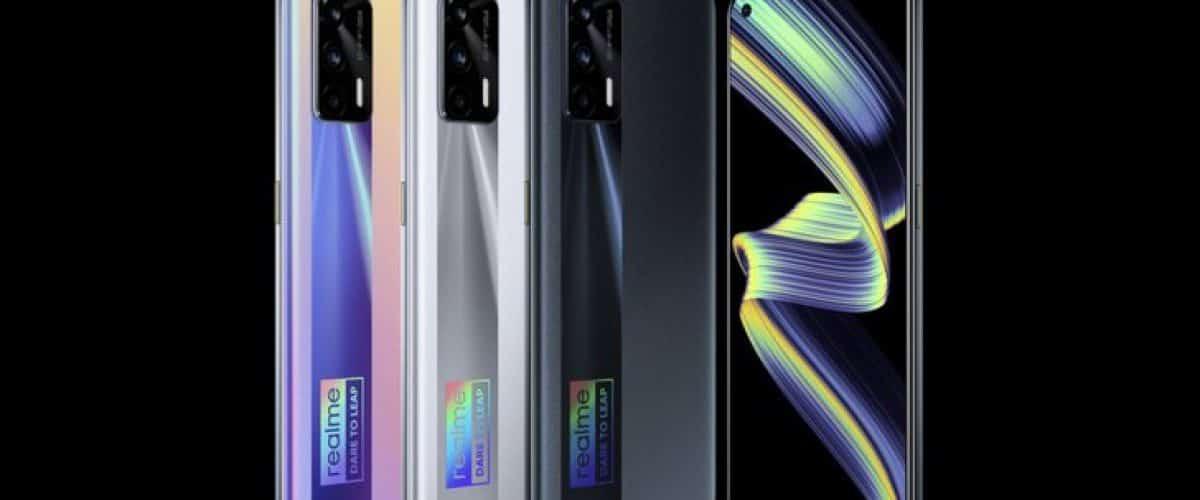 realme X7 Max 5G phone