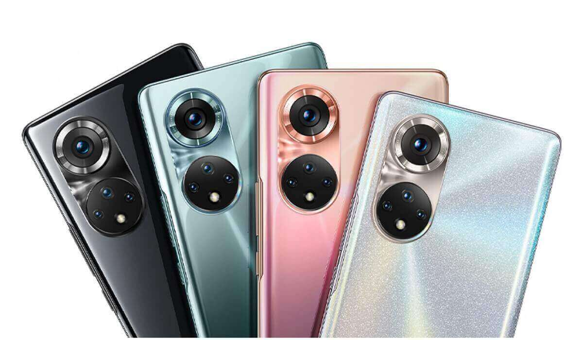 HONOR 50 and 50 Pro cameras