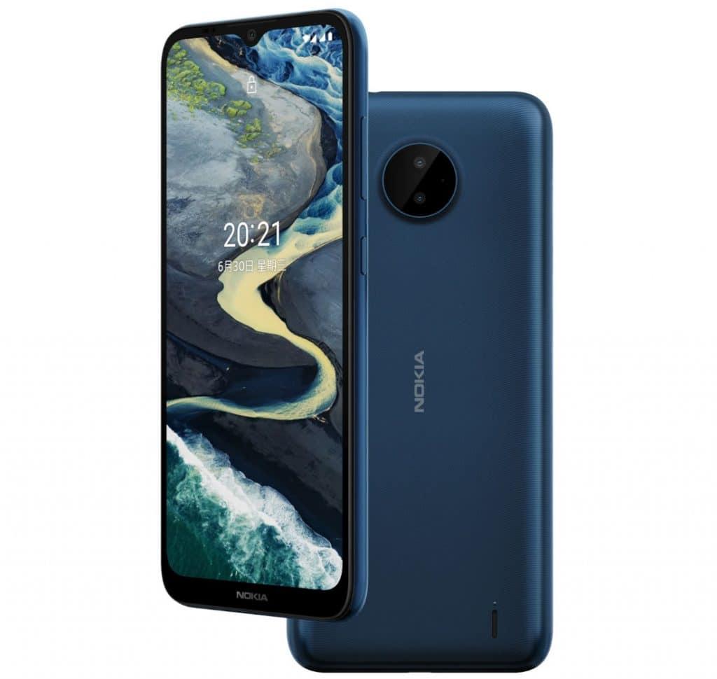 Nokia C20 Plus Smartphone