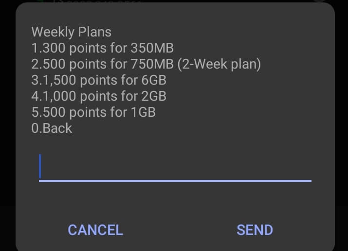 MTN Pulse Points - Weekly