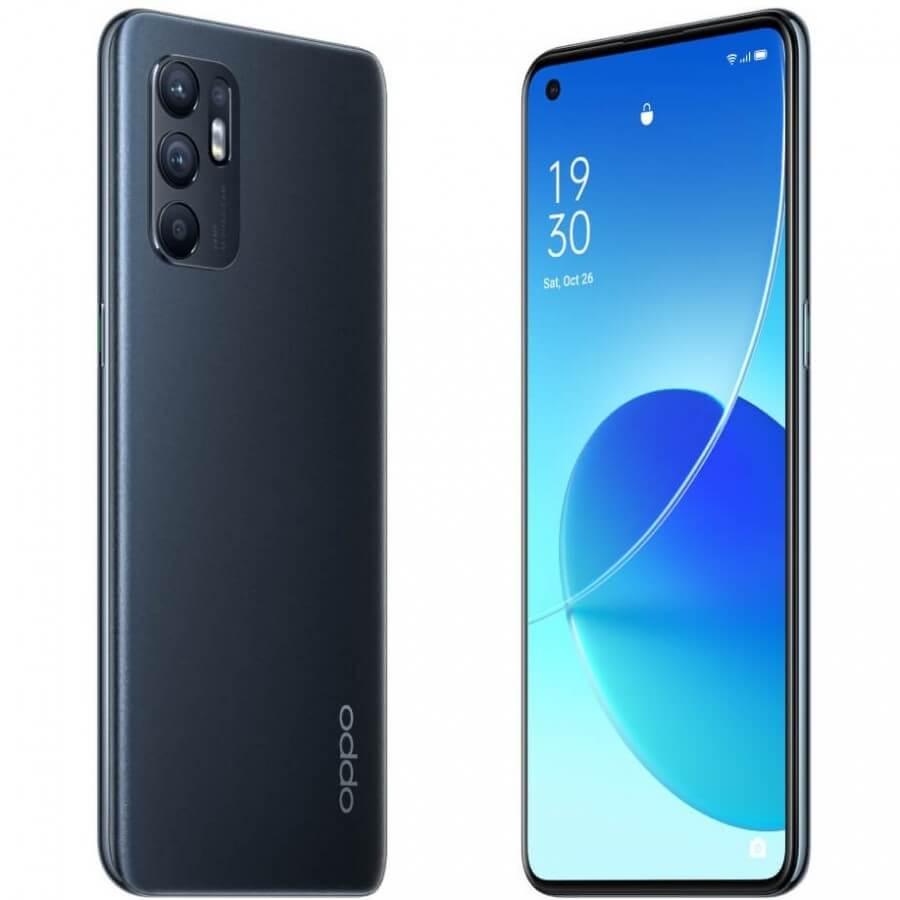 OPPO Reno6 4G phone