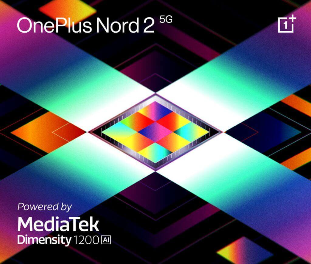 OnePlus Nord 2 5G with Dimensity 1200 AI